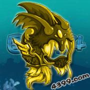 国王的勇士4金身小丑鱼头