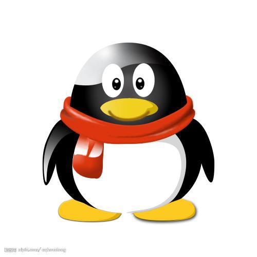 """qq企鹅只要""""围脖"""""""
