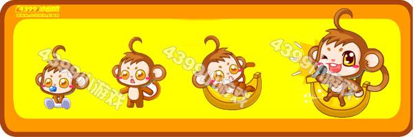 奥比岛小吼猴-吼吼猴变异进化图鉴及获得方法