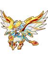 龙斗士光翼太阳龙技能表 光翼太阳龙属性图 光翼太阳龙图鉴