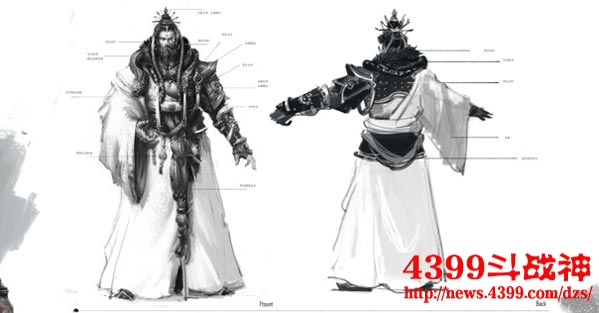 从《悟空传》角色精髓,到传统金属镶嵌工艺,中国龙图腾分解说明等等
