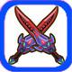 龙斗士暗龙剑士黑梦双剑