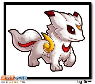 赛尔号妖狐进化图片