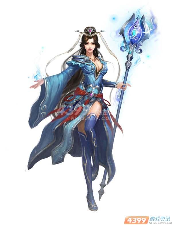 游戏资讯_女法师_游戏截图_4399游戏资讯