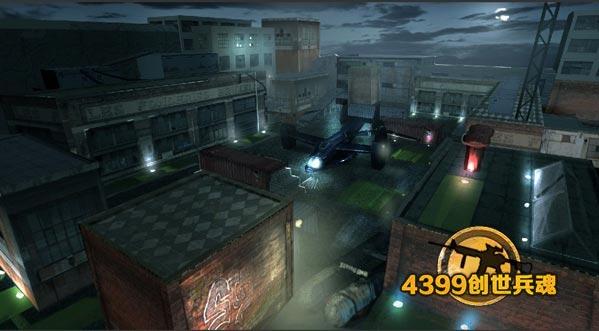4399创世兵魂生化模式揭秘 生化模式玩法说明