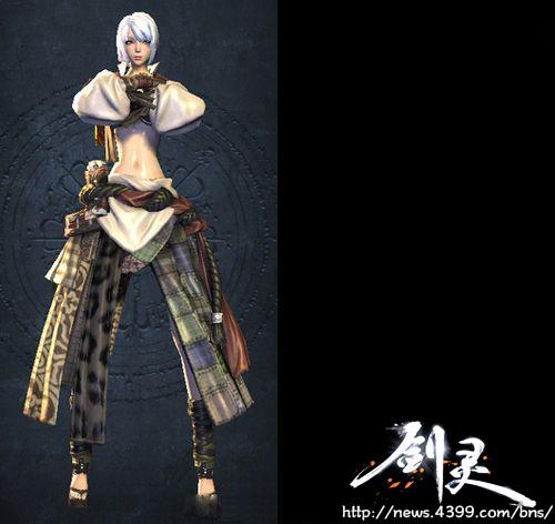 剑灵韩服新时装获取方式