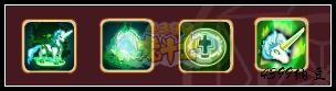 龙斗士召唤师被动・圣光天马