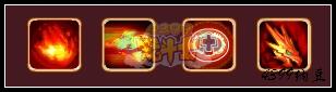 龙斗士召唤师被动・烈焰巨龙