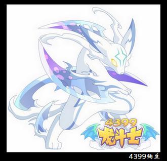 龙斗士召唤师精灵召唤・疾影狐