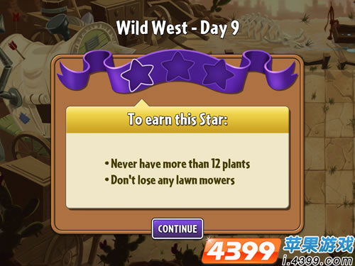 植物大战僵尸2狂野西部9攻略