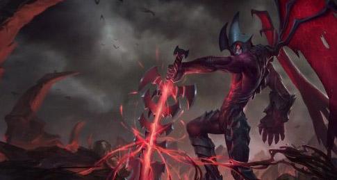 LOL暗裔剑魔出装 剑魔亚托克斯加点攻略