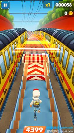 《地铁冲浪》1.10版本新功能