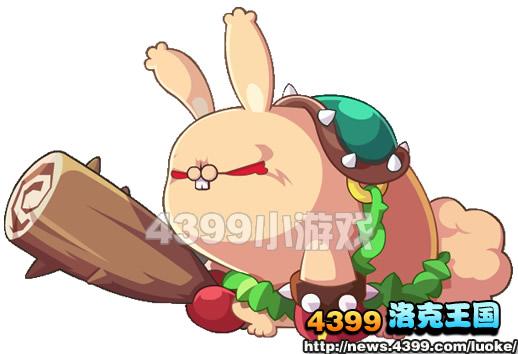 洛克王国拳击兔