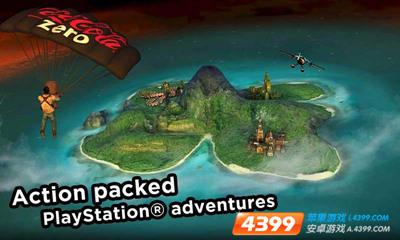 4399手机游戏网 索尼全明星岛屿 游戏评测 >正文   游戏片头动画,我们