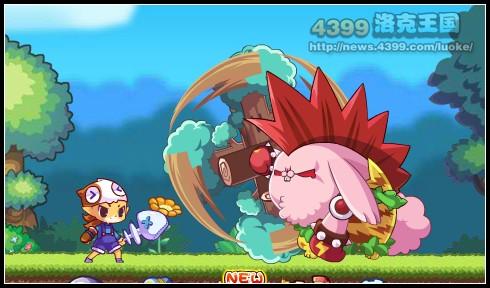 洛克王国巨木兔 洛克王国巨木兔在哪