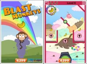 猴子大炮登陆IOS版平台