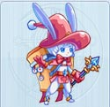 卡布仙踪魔灵兔巫