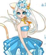 魔法水晶猫拟人-4399鱼