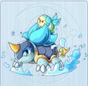 卡布仙踪海灵圣龟