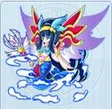 卡布仙踪蓝灵梦姬