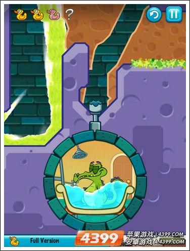 鳄鱼小顽皮爱洗澡攻略