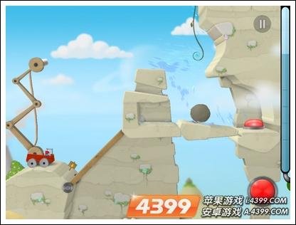 正文  游戏中,玩家是一个消防员,要控制可以升降的高压水枪喷水救火