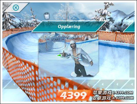 3D滑雪评测