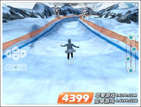 3D滑雪特技