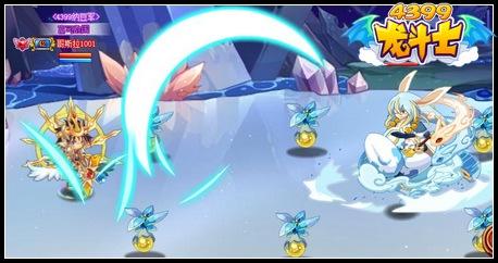 龙斗士月仙的试炼 得小月仙蛋