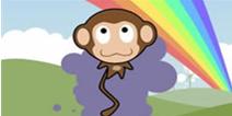 猴子大爆炸游戏评测:猴子都爱吃香蕉