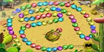 爱死祖玛评测:乌龟疯狂吐珠子