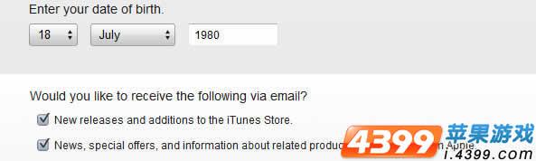 苹果商店账号