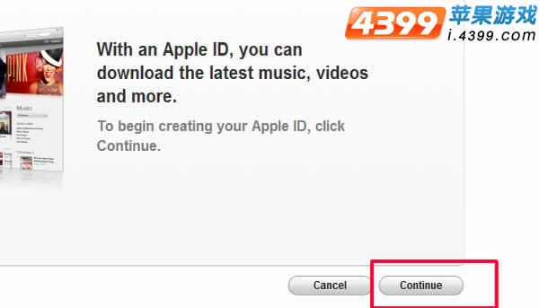 注册苹果商店账号
