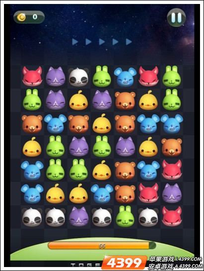 游戏里的可爱动物们可谓是萌相百出