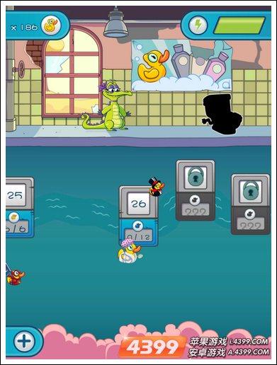 鳄鱼小顽皮爱洗澡2神秘鸭什么时候出现