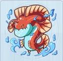 卡布仙踪御水怪鱼