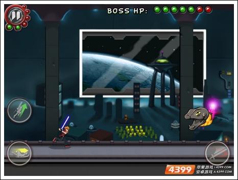 光剑战士机械龙BOSS攻击技巧