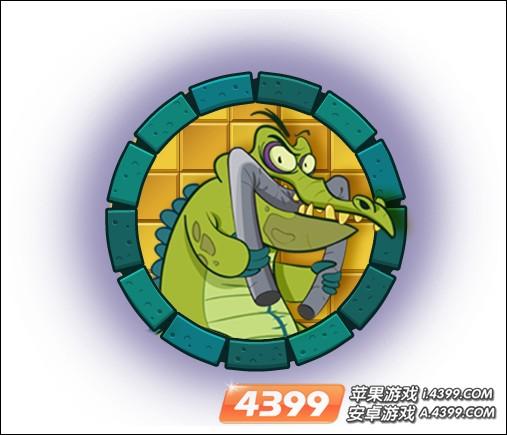 鳄鱼小顽皮爱洗澡2新增角色简介