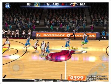 NBA2K14进攻技巧