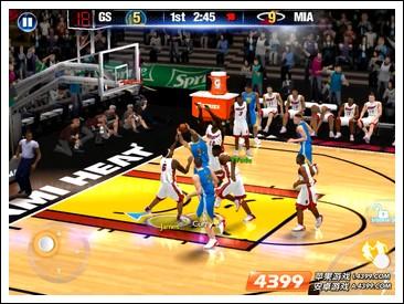 NBA2K14防守技巧