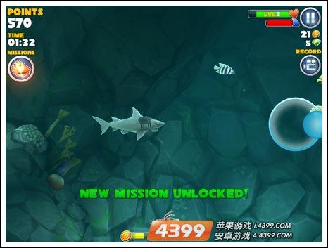 饥饿的鲨鱼新手攻略