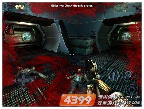 死亡效应游戏画面