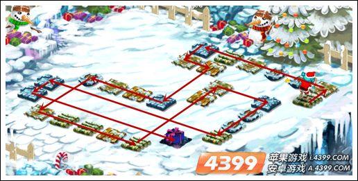 ASVA猴子圣诞节关卡6