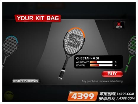 火柴人网球球拍2