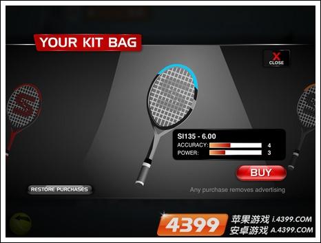 火柴人网球球拍3
