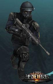 生死狙击角色—盖兹