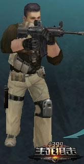 生死狙击角色—莱利