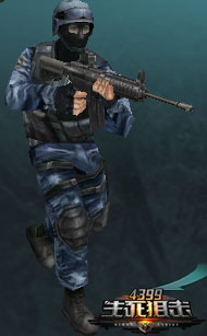 生死狙击角色—劳伦