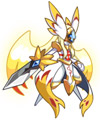 龙斗士圣灵