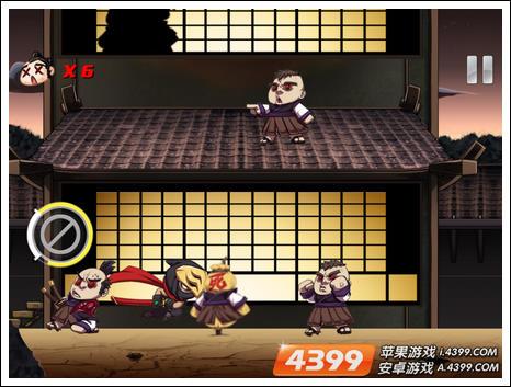 Go!忍者!!游戏心得